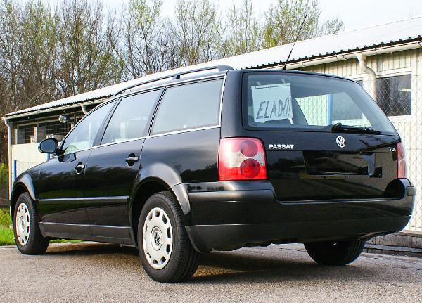 Csak tavaly 5170 db használt Passat jött be az országba, ennek zöme 1997 és 2007 közötti gyártású