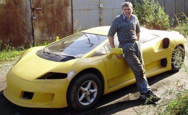 Egyedi autó