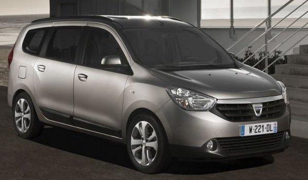 Dacia 7 Személyes: Dacia Lodgy: 9900 Eurótól