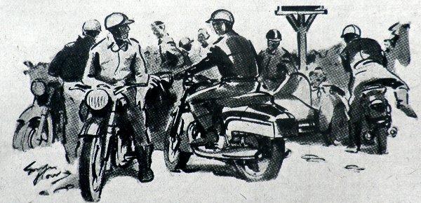 motorozás