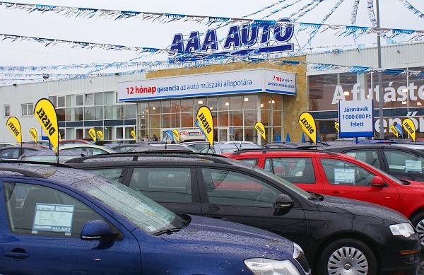 Visszat Rt Magyarorsz Gra Az Aaa Auto Aut Motor