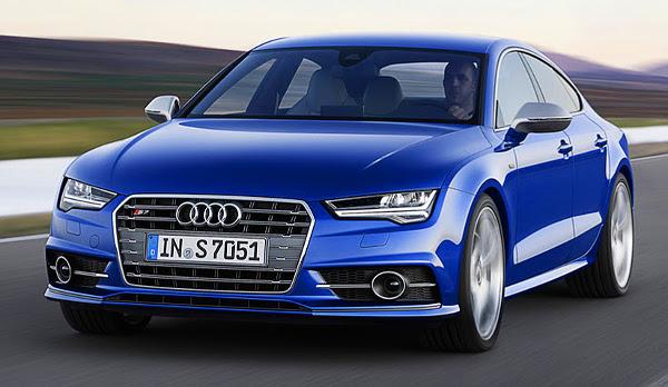 új 7 Személyes Autó: Az A7-esben Jön Az új TDI