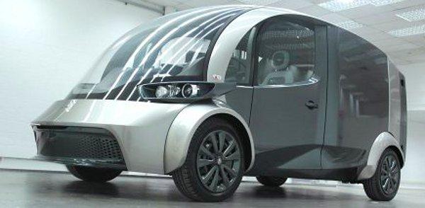 liberty electric cars