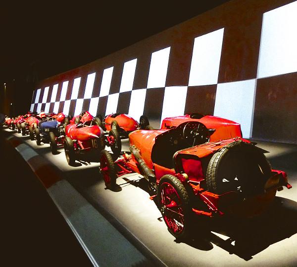 torinói nemzeti autómúzeum