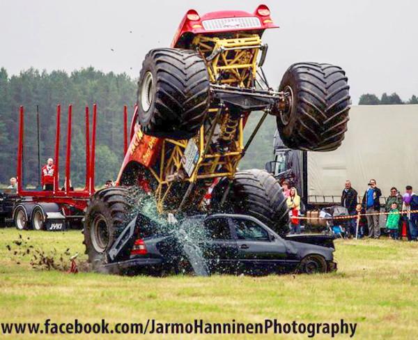 powertruck show