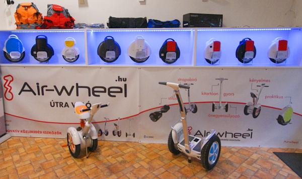 air-wheel