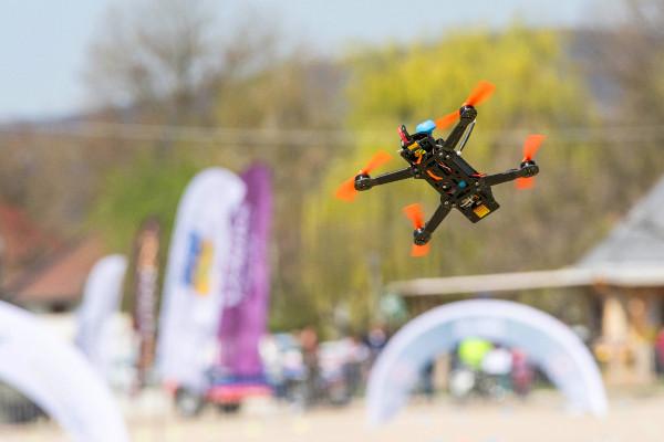 drone racing hungary