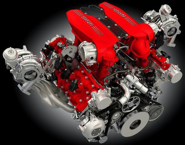 év motorja