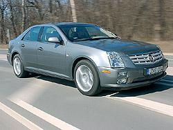 cadillac sts 4 6 v8 sport luxury aut motor. Black Bedroom Furniture Sets. Home Design Ideas