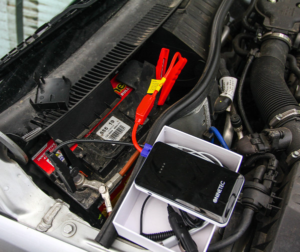 A mobilbika, avagy hordozható multifunkciós akkumulátor. A gyártók kihasználják a fejlesztésekben rejlő lehetőségeket. Fotó: Dombóvári Mihály