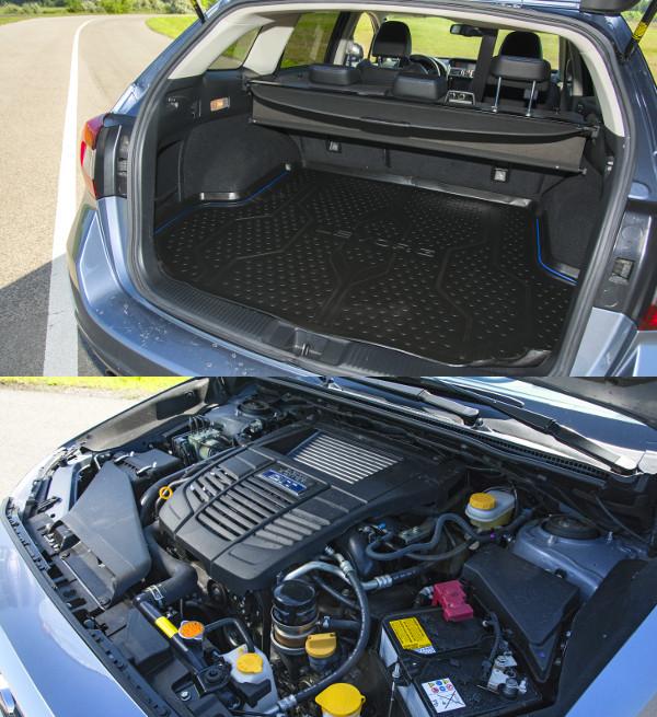 A hasznos, gyári csomagtértálcáért 19 863 Ft-ot kérnek. 50 éve gyárt boxermotort a Subaru, hangját alig hallani