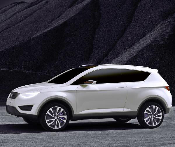 Ránézésre az IBX tanulmányon alapul az új SUV formája