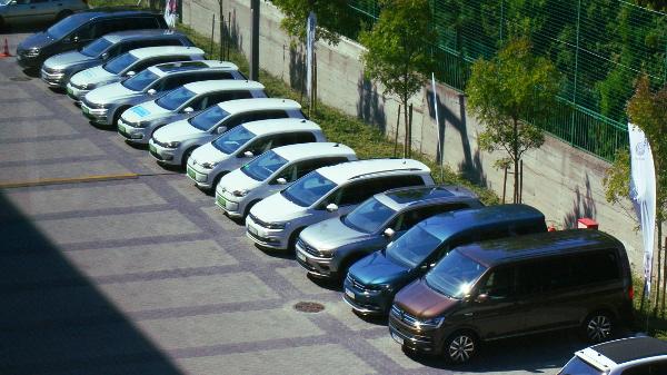 Volkswagen-találkozó - szeptember , Hungaroring
