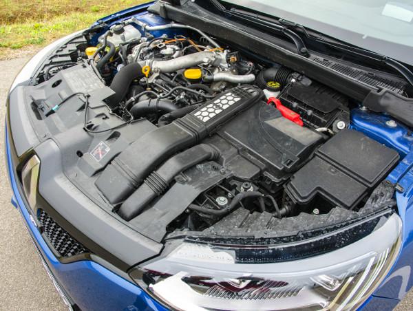 Kevés benzinből sokat hoz ki az 1.6 TCe motor