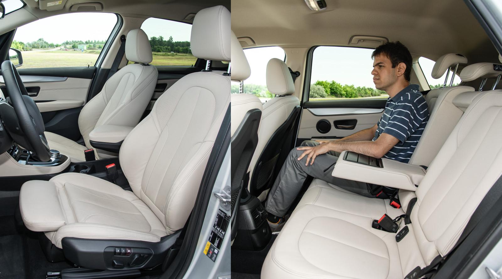 Tágas teret és a BMW luxusát nyújtja a hibrid Active Tourer