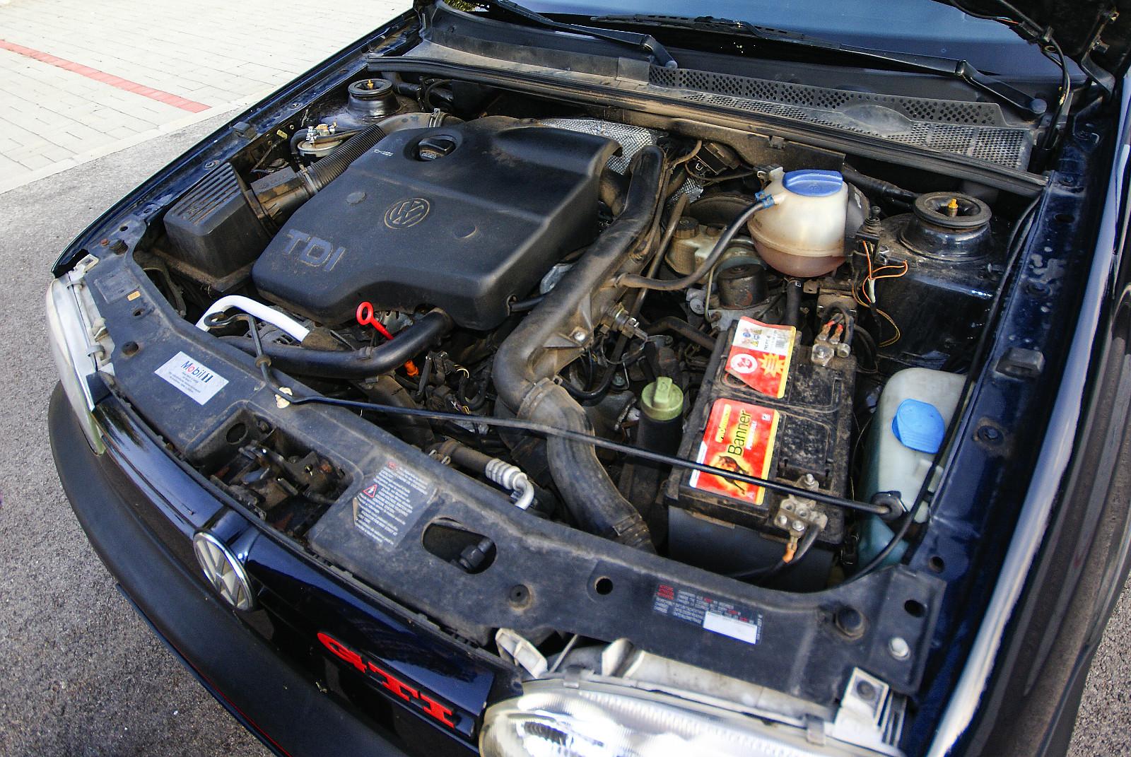 Csak karbantartást és megfelelő viszkozitású olajat kér az 1,9-es TDI