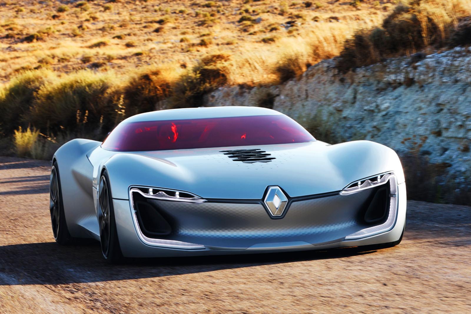 Formula E versenyaut�t rejt a Renault p�nc�lszekr�ny