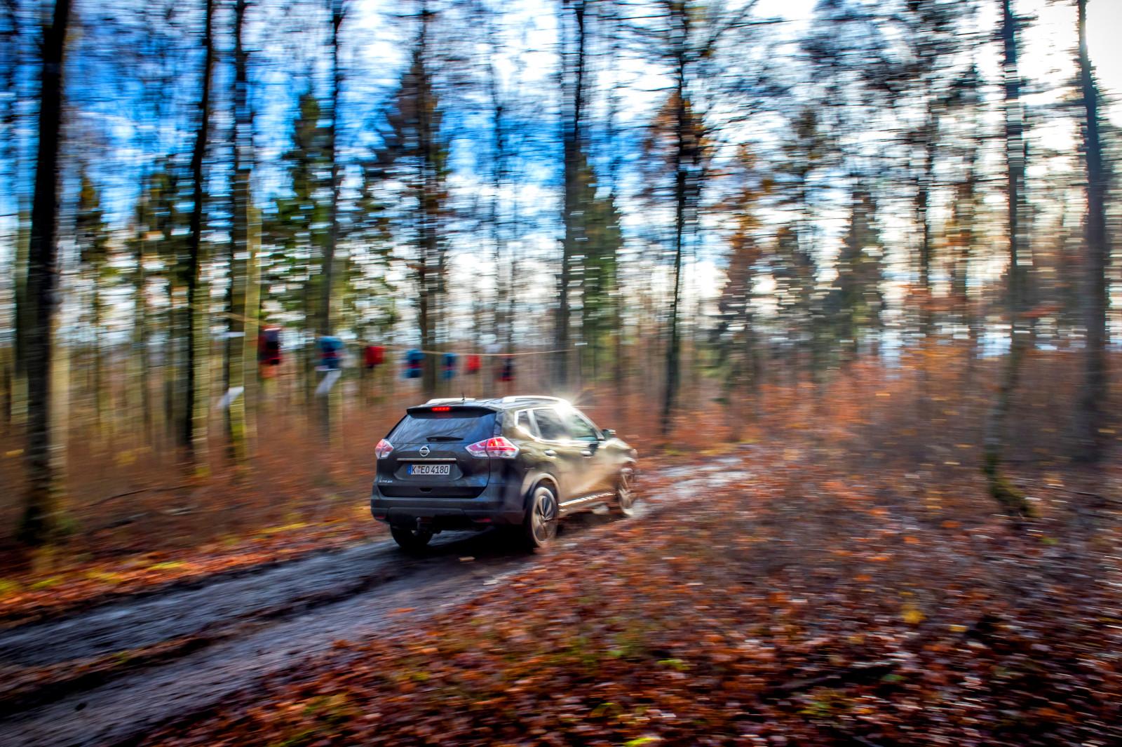 Nissan X-Trail 2.0-litre diesel