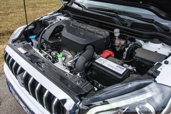 Remek motor a turbós 1,4-es, maximális nyomatéka 1500-as fordulattól ébred