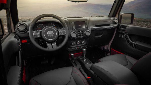 2017 Jeep® Wrangler Rubicon Recon