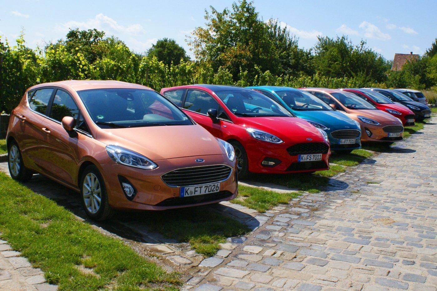 Teszt: Ford Fiesta ST