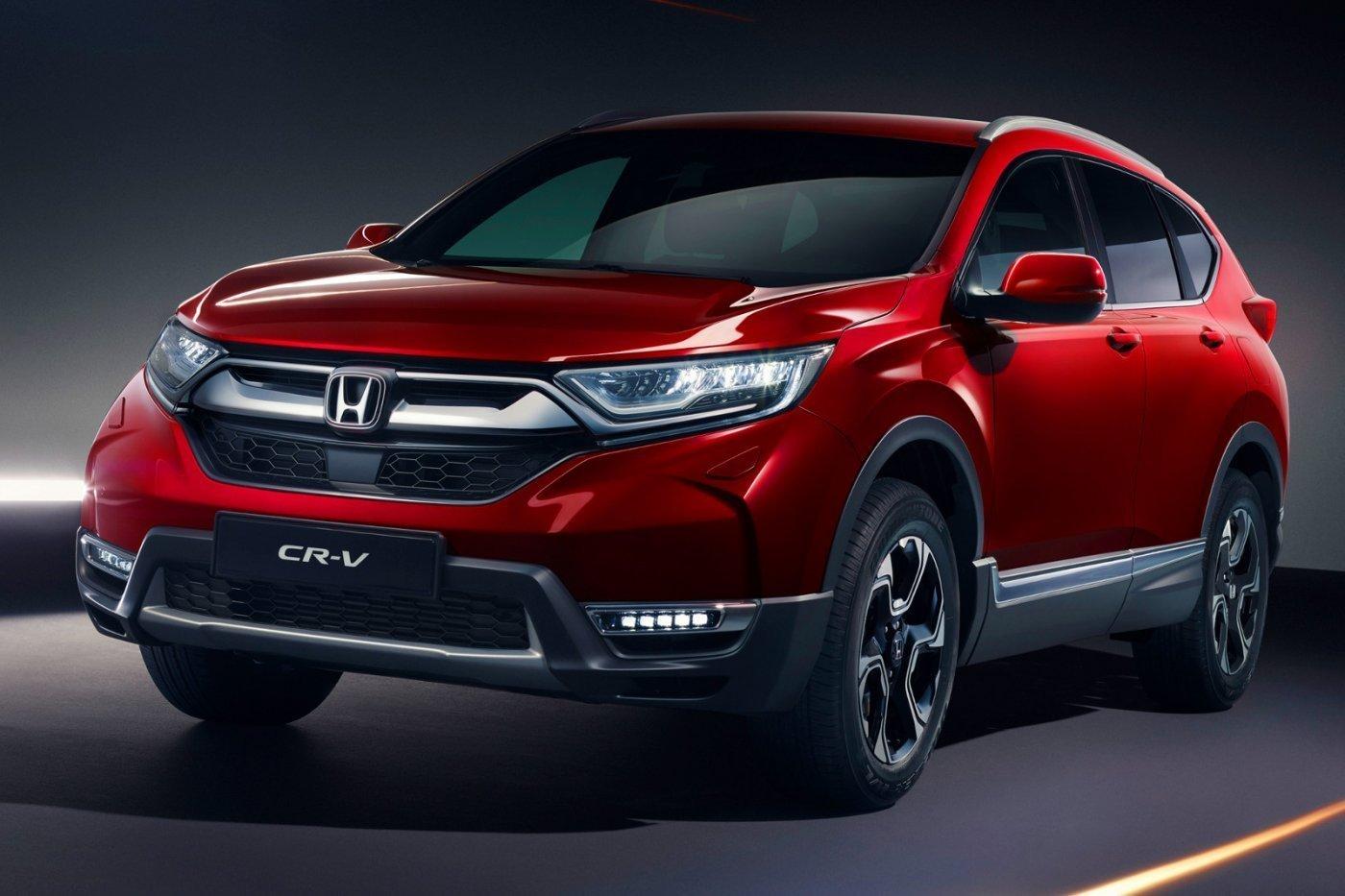 7 Személyes új Autók: Akár 7 Személyes Hibrid SUV Lehet Az új Honda CR-V