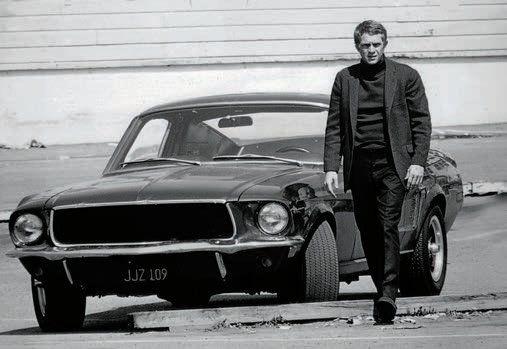 Steve McQueen hiába próbálta visszaszerezni az egykori sztárautót Fotó: Warner Bros. Pictures