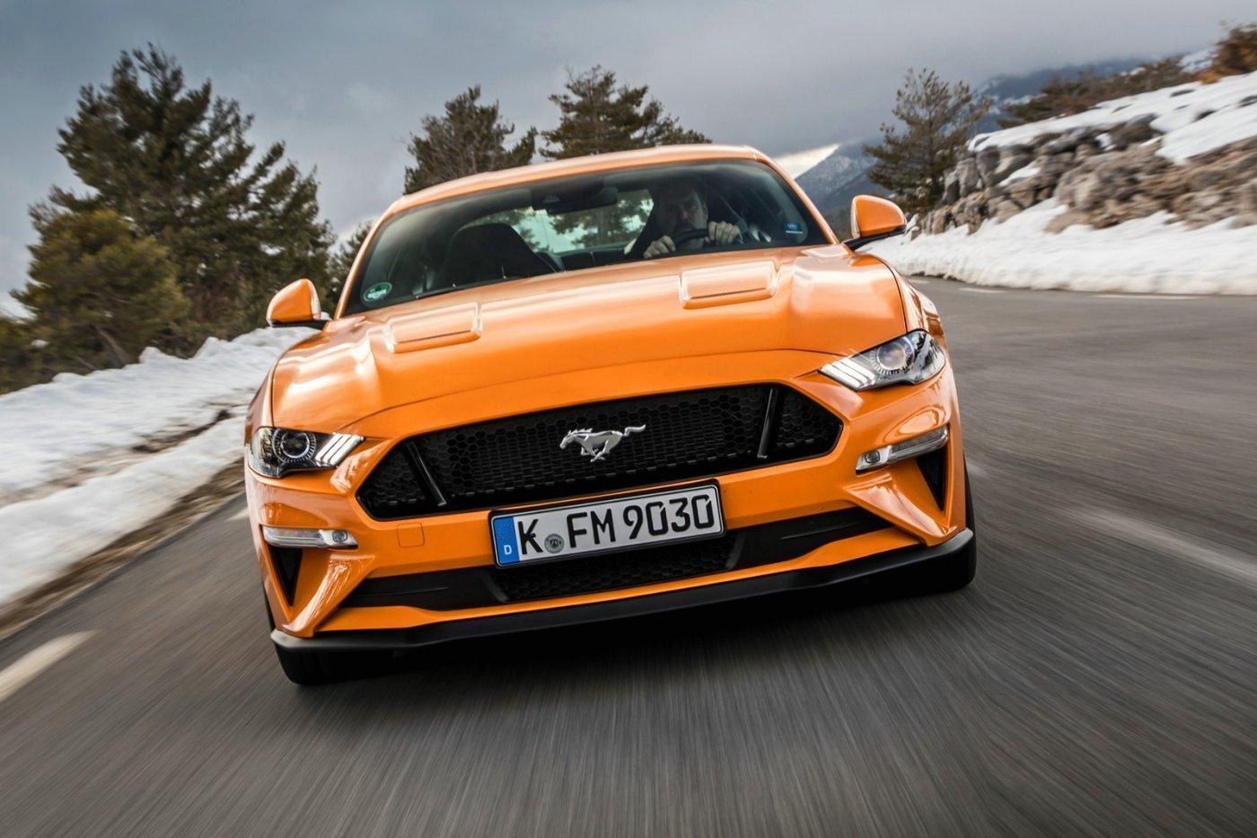 Izomépítés amerikai módra – Ford Mustang menetpróba – Autó-Motor 25d790e5e4