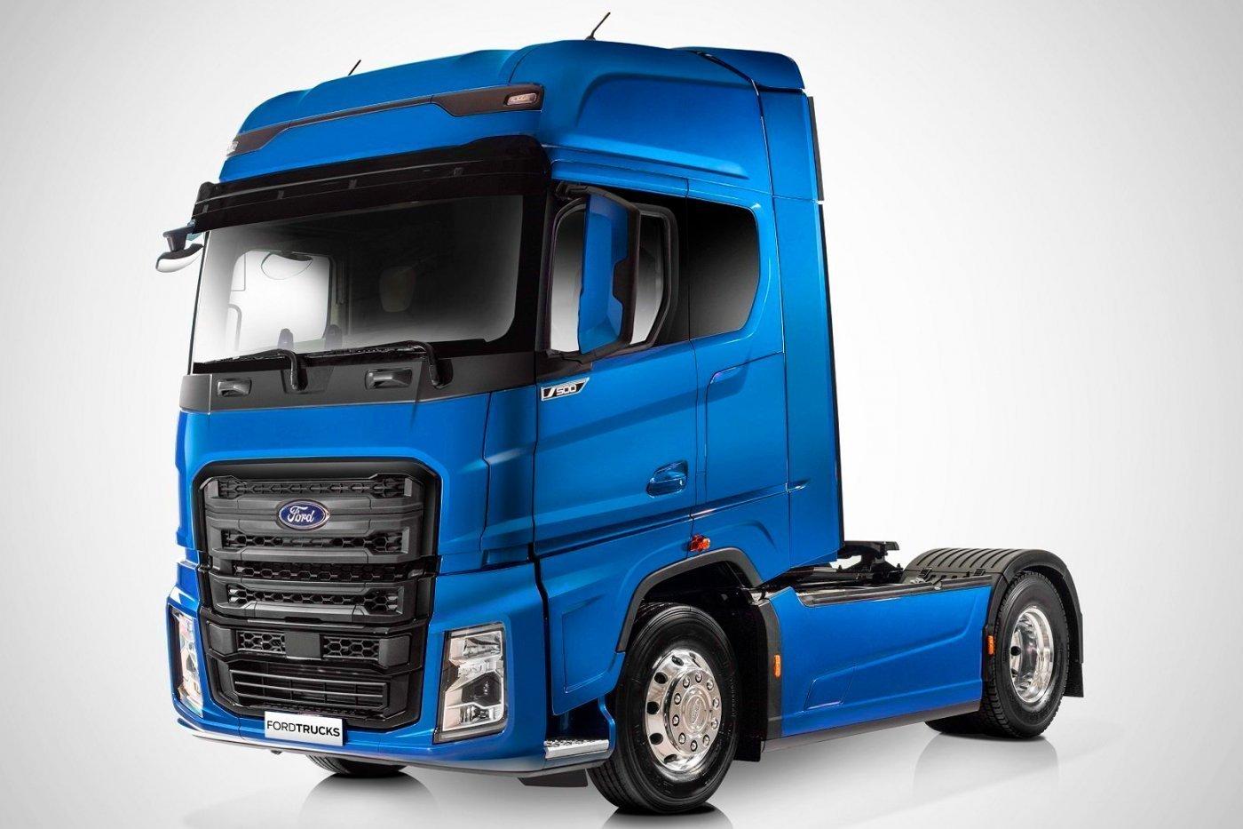 új 7 Személyes Autó: Világhódító Szerepet Szánnak Az új Ford Kamionnak