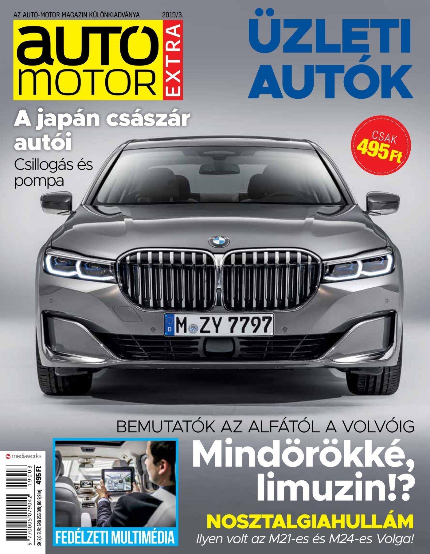 Autó-Motor különszám