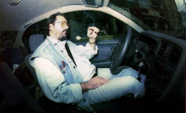 Nádas Gyuri rekord idő alatt összeszokott a Nissannal (fotó: Balogh Róbert)